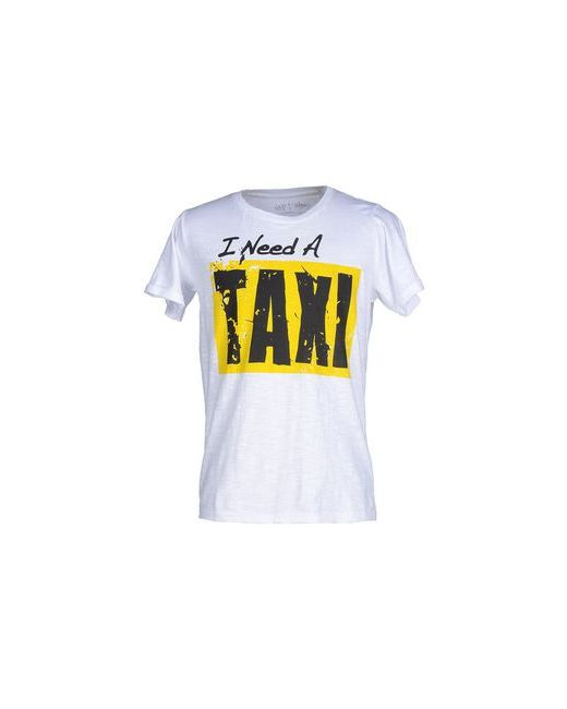 My T-Shirt   Мужская Белая Футболка