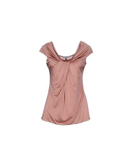 Versace Collection | Женский Коричневый Топ Без Рукавов