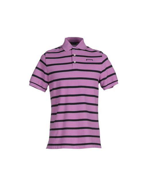 Pirelli Pzero | Мужское Розовато-Лиловое Поло