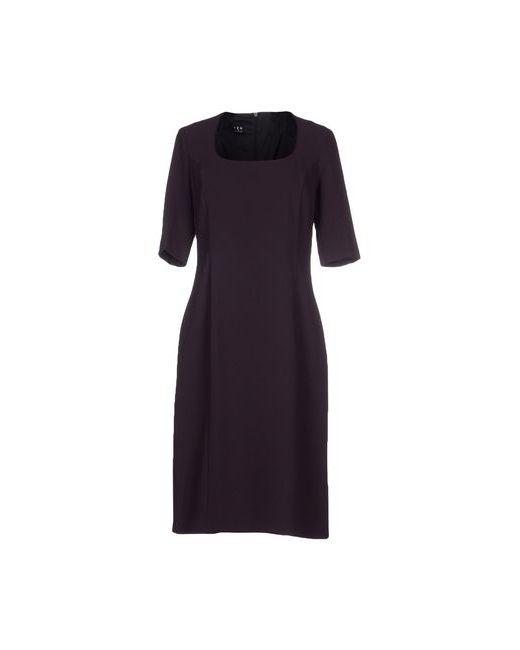 Ter De Caractère   Женское Фиолетовое Платье До Колена