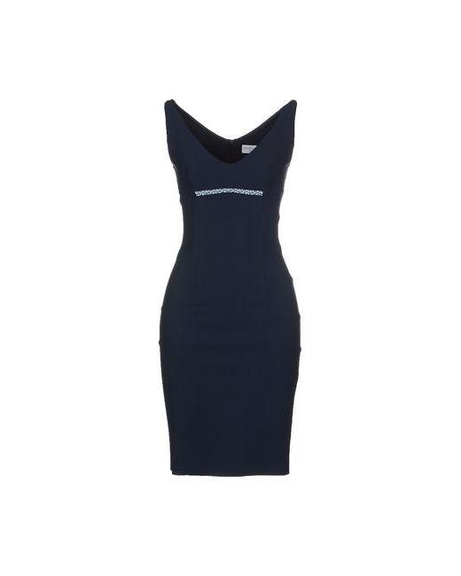 Christies À Porter | Женское Синее Короткое Платье