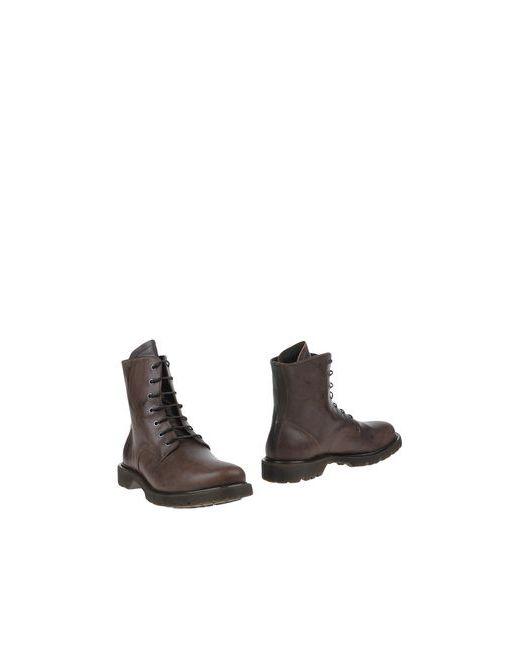 Pantofola d'Oro | Мужские Коричневые Полусапоги И Высокие Ботинки