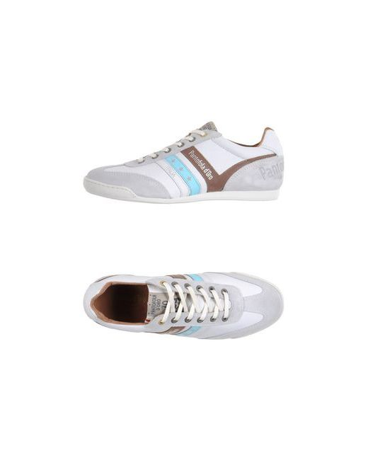 Pantofola d'Oro | Женские Белые Низкие Кеды И Кроссовки