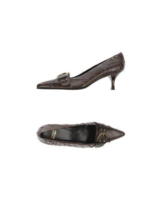 Stuart Weitzman | Женские Коричневые Туфли