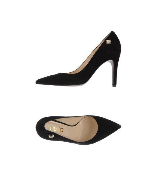 Liu •Jo   Женские Чёрные Туфли