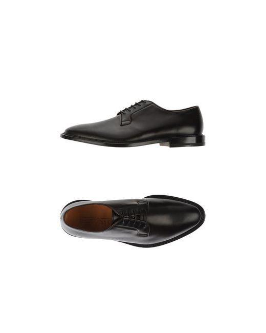Regain | Мужская Коричневая Обувь На Шнурках