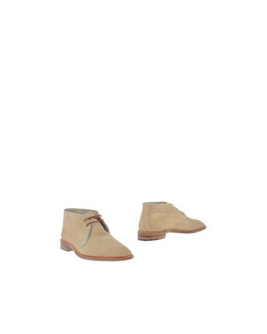 Tricker'S | Мужские Песочные Полусапоги И Высокие Ботинки