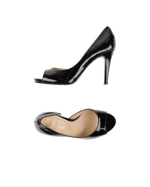 Unisa | Женские Чёрные Туфли