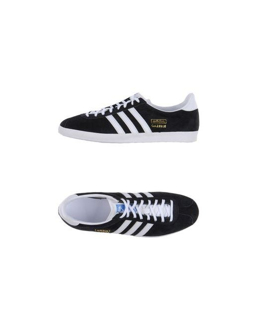adidas Originals | Мужские Чёрные Низкие Кеды И Кроссовки
