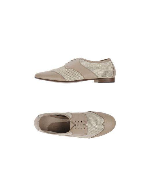 Laboratorigarbo   Женская Серая Обувь На Шнурках