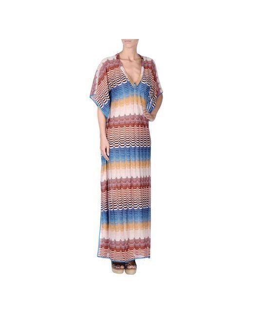 Missoni Mare   Женское Розовое Пляжное Платье