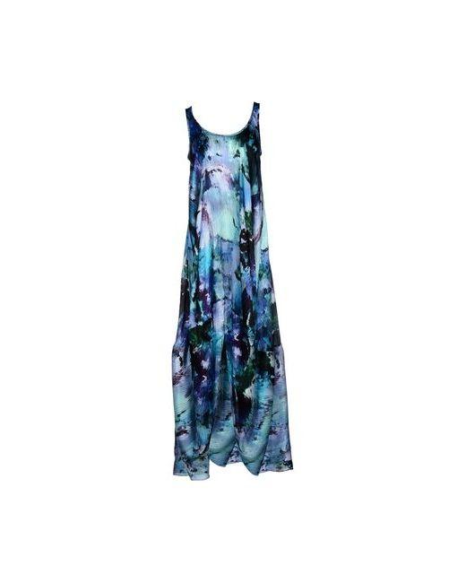 Plein Sud  Fayҫal Amor | Женское Синее Длинное Платье