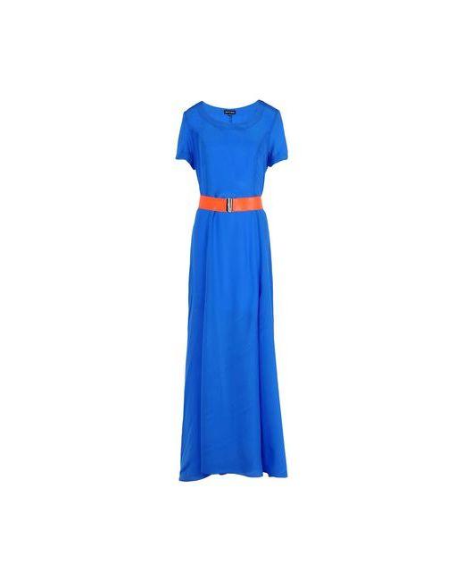 Who*S Who | Женское Синее Длинное Платье