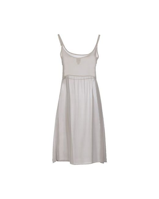 Kristensen Du Nord | Женское Серое Короткое Платье