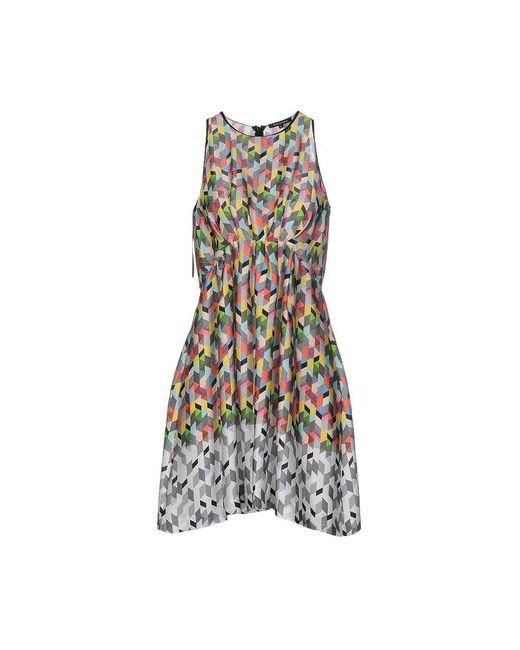 Tara Jarmon | Женское Бирюзовое Короткое Платье