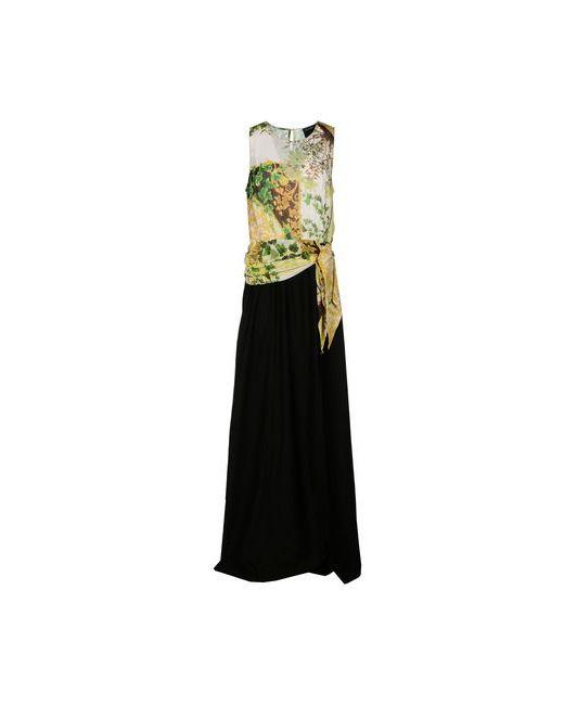 Class Roberto Cavalli | Женское Слоновая Костящее Длинное Платье