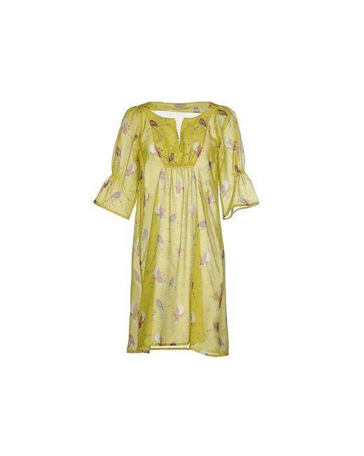 Grazia'Lliani Soon   Женское Зелёное Короткое Платье