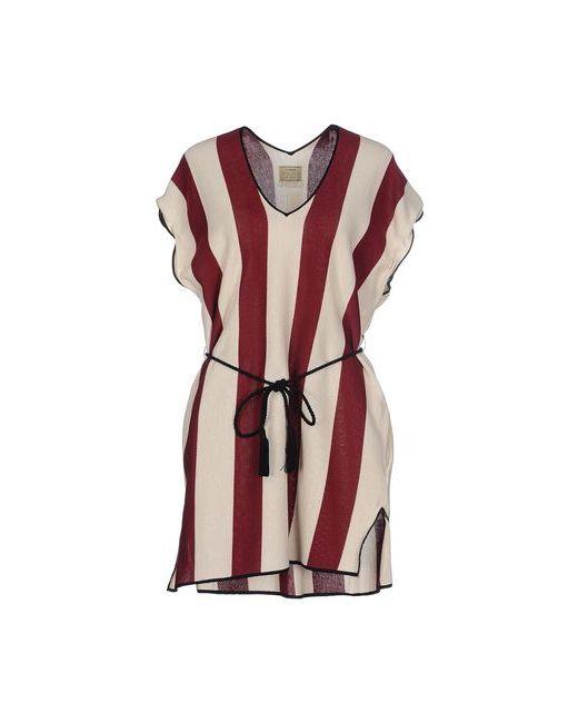 Forte Forte | Женское Фиолетовое Короткое Платье