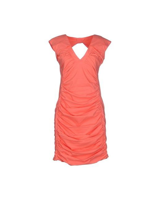 Annarita N. | Женское Розовое Короткое Платье