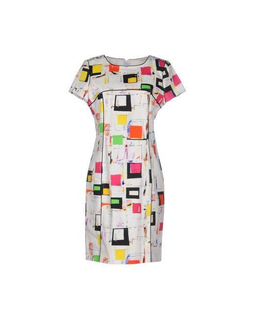 Kenzo   Женское Белое Короткое Платье