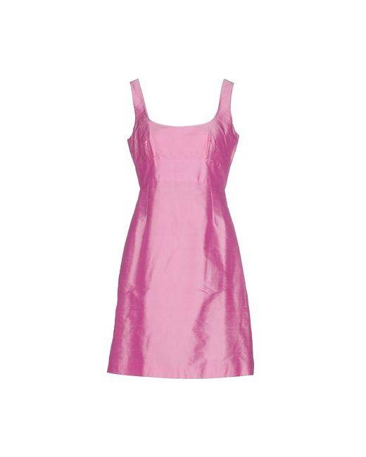 Gio' Guerreri | Женское Фиолетовое Короткое Платье