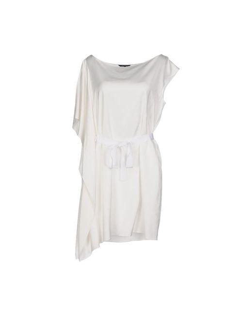 Tara Jarmon | Женское Белое Короткое Платье