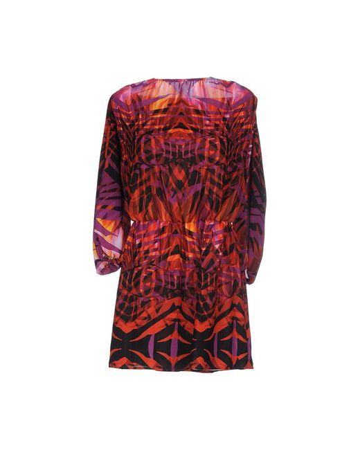 Nina Ademar | Женское Красное Короткое Платье