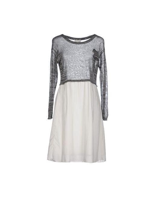 Forte Forte | Женское Белое Короткое Платье