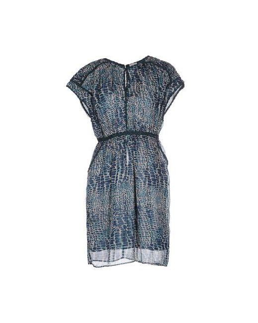 Hoss Intropia | Женское Цвет Морской Волны Короткое Платье