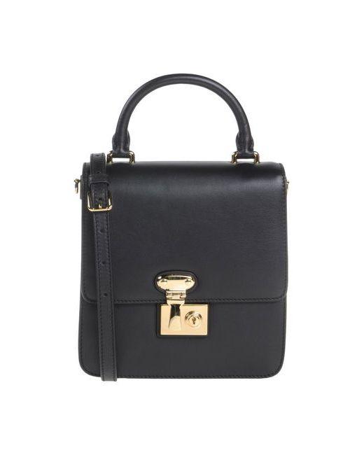 Dolce & Gabbana | Женская Чёрная Сумка На Руку