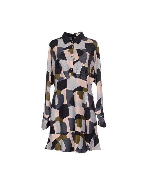 Paul & Joe   Женское Розовое Короткое Платье