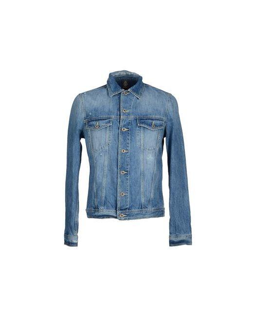 Dondup | Мужская Синяя Джинсовая Верхняя Одежда