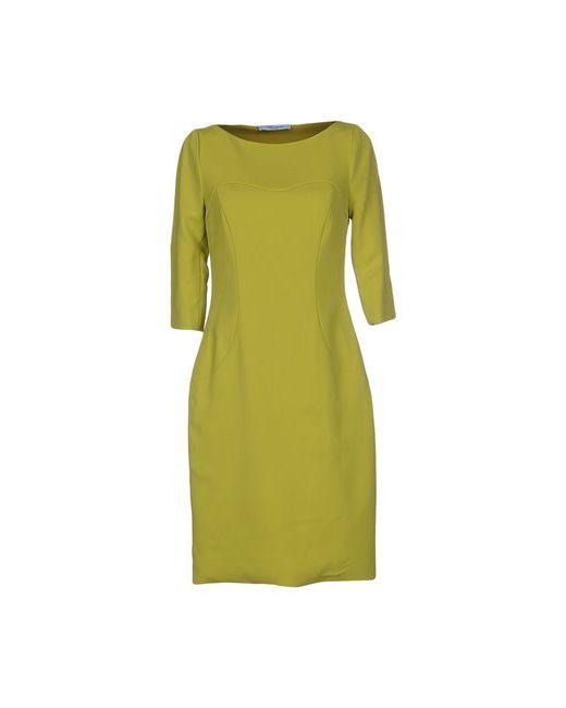 Blumarine   Женское Зелёное Короткое Платье