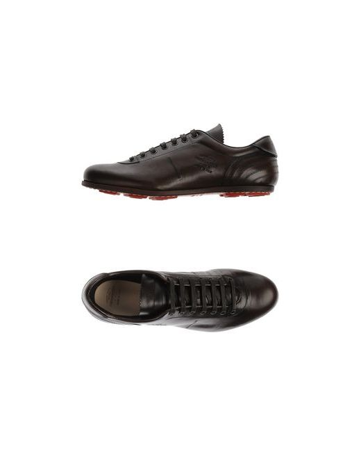 Pantofola d'Oro | Мужская Какао Обувь На Шнурках