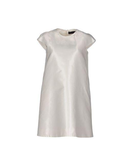 Jo No Fui | Женское Белое Короткое Платье