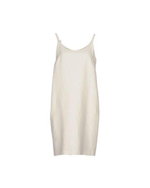 Max Mara | Женское Слоновая Костящее Короткое Платье