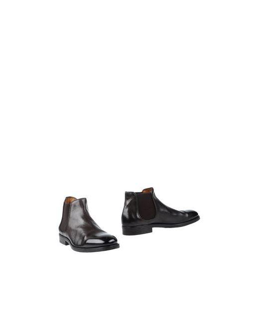 Doucal's | Мужские Коричневые Полусапоги И Высокие Ботинки