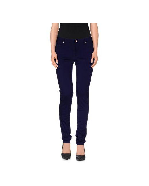 Versace Jeans | Женские Синие Повседневные Брюки