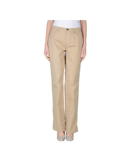 Jeans Les Copains   Женские Песочные Повседневные Брюки