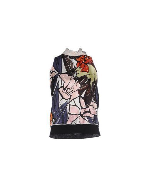 Dior | Женский Белый Топ Без Рукавов