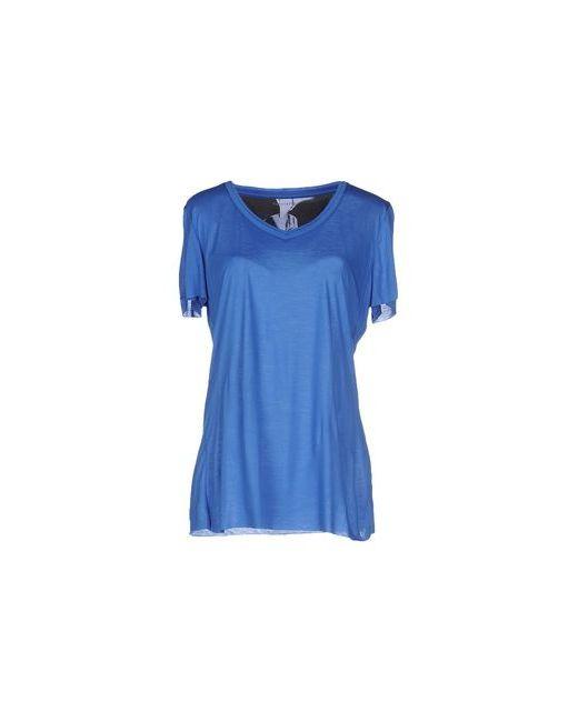 Purotatto | Женская Синяя Футболка