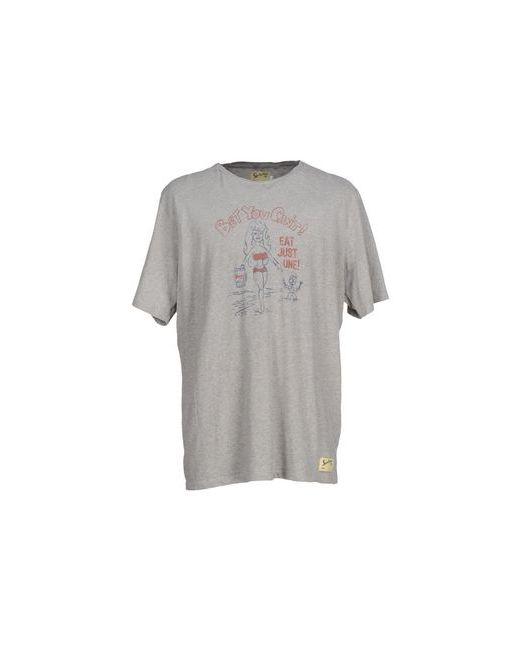 Sportswear Reg.   Мужская Серая Футболка