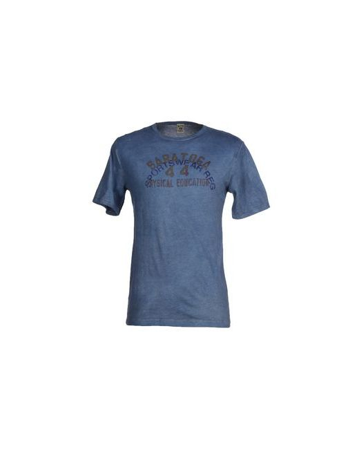 Sportswear Reg.   Мужская Синяя Футболка