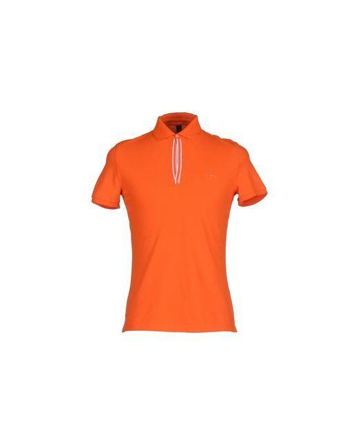 Ralph Lauren | Мужское Оранжевое Поло