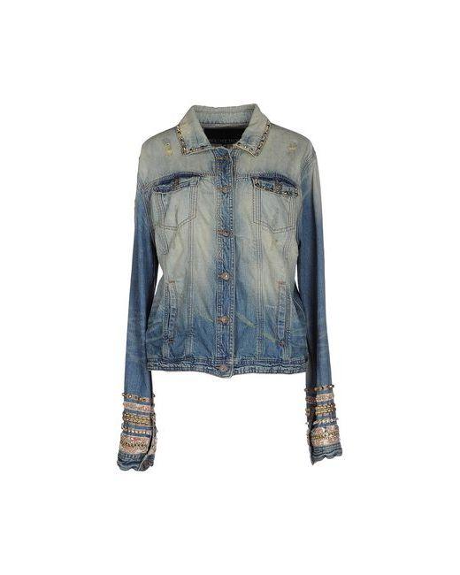 Paolo Petrone | Женская Синяя Джинсовая Верхняя Одежда