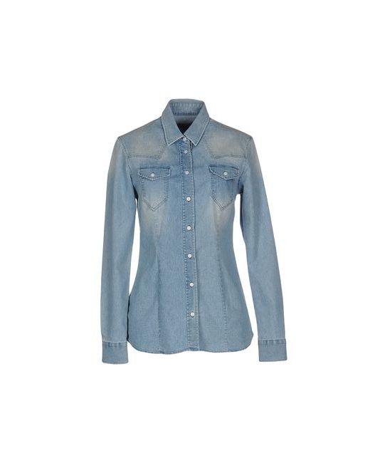 Re-Hash | Женская Синяя Джинсовая Рубашка