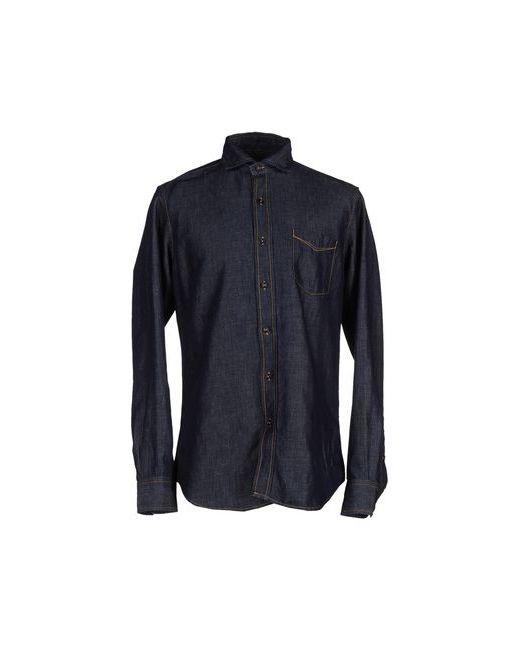 Baldessarini | Женская Синяя Джинсовая Рубашка