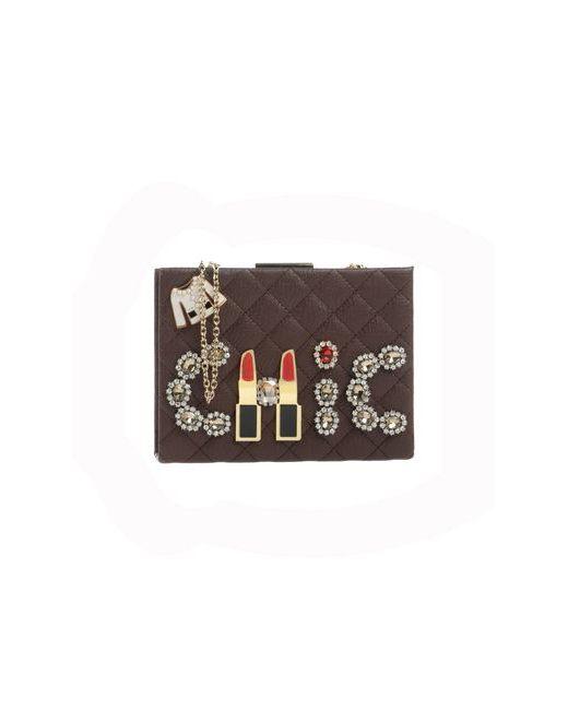 Kettlebell Jewels | Женская Какао Сумка На Руку