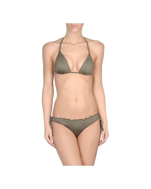 Bikini 77 Beachwear   Женское Зелёное Бикини