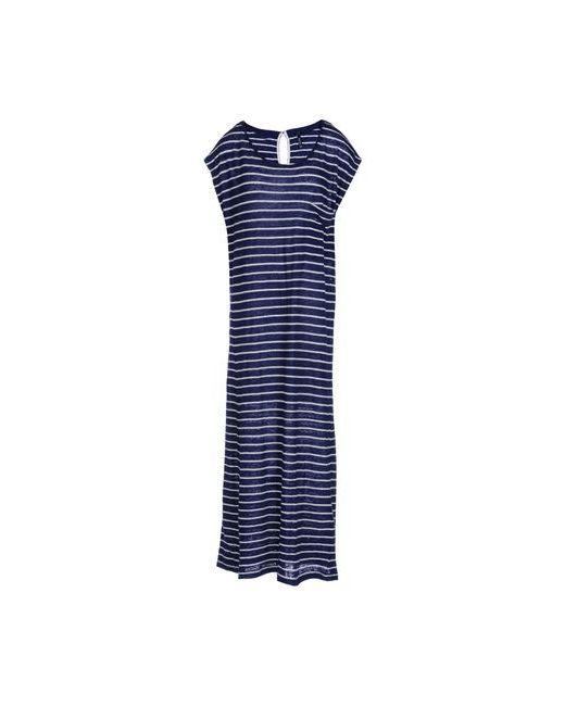 Woolrich   Женское Синее Длинное Платье